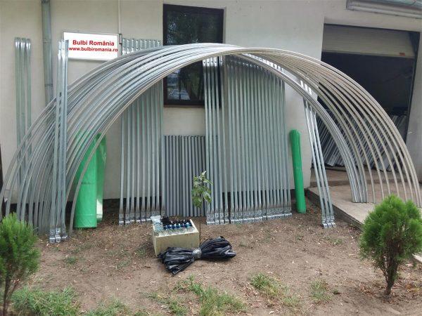 Kit Solar Metalic KZ 26