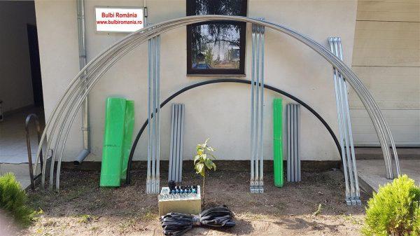 Kit Solar Metalic KZ 6