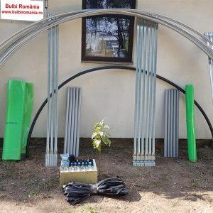 Kit Solar Metalic KZ 8