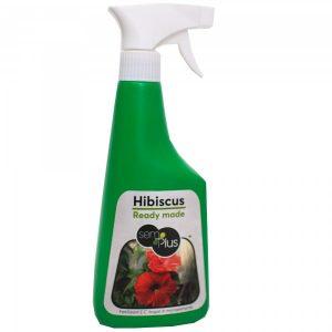 Ingrasamant lichid cu pulverizare pentru hibiscus