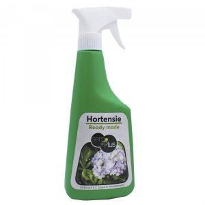 Ingrasamant lichid cu pulverizare pentru hortensii