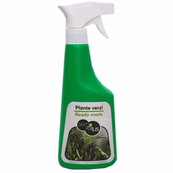 Ingrasamant lichid cu pulverizare pentru plante verzi